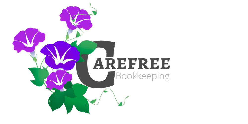 Carefree Bookkeeping logo 2017