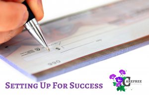 Setting Up For Success with Carefree Bookkeeping