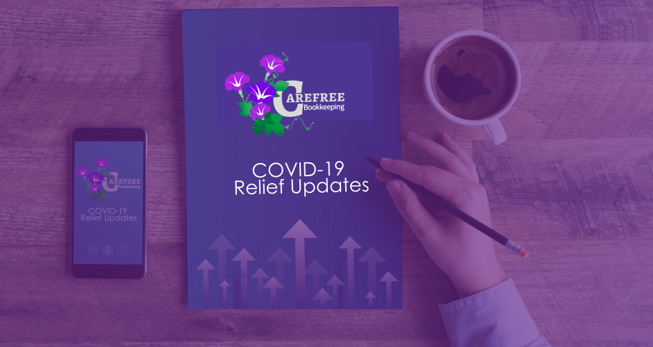 COVID-19 financial updates