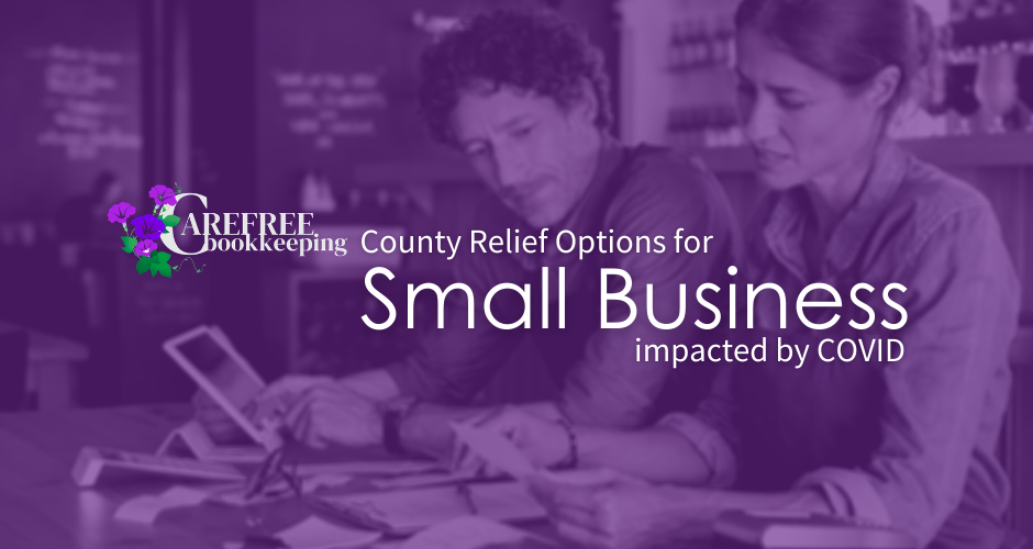 hennepin county relief for small business owners Jan 2021